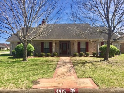 Beaumont Single Family Home For Sale: 4415 Carmel Cir
