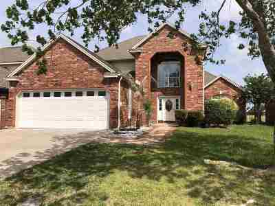 Port Arthur Single Family Home For Sale: 7842 Golf Hill Dr.