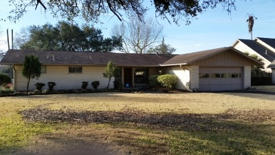 Port Arthur Single Family Home For Sale: 3082 Ava Lane