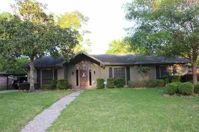 Beaumont Single Family Home For Sale: 1120 Chatwood