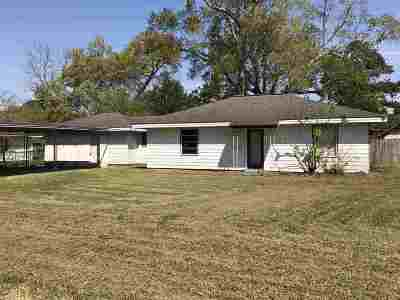 Beaumont Single Family Home For Sale: 5010 Raleigh Dr.