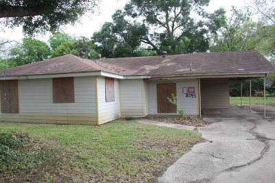 Beaumont Single Family Home For Sale: 3245 Corley Ave