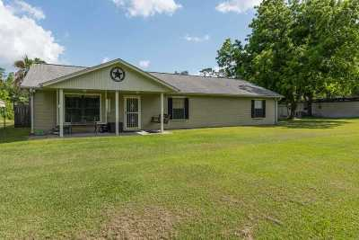 Lumberton Single Family Home For Sale: 1382 W Walton Road