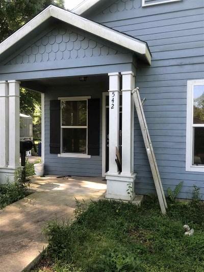 Lumberton Single Family Home For Sale: 152 Horn