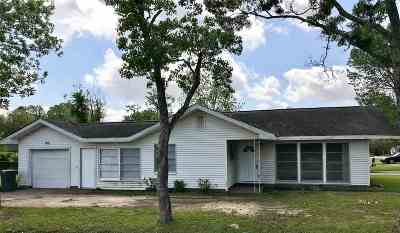 Beaumont Single Family Home For Sale: 4370 Galveston