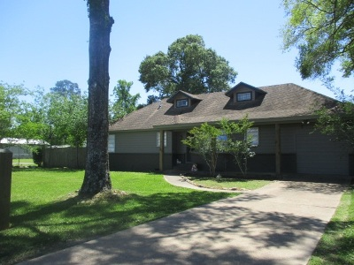 Vidor Single Family Home For Sale: 310 E Tram