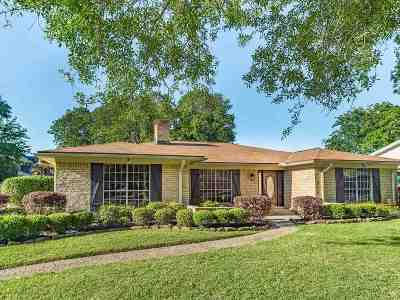 Beaumont Single Family Home Contingent On A Sale: 6140 Tangledahl Ln