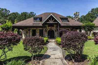 Beaumont Single Family Home For Sale: 3861 Tolivar Canal