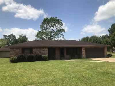 Single Family Home For Sale: 310 Hebert