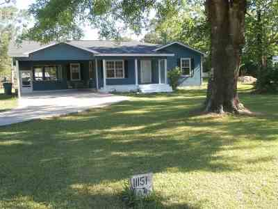Lumberton Single Family Home For Sale: 11151 Peck Road