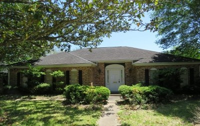 Nederland Single Family Home For Sale: 3015 Memphis
