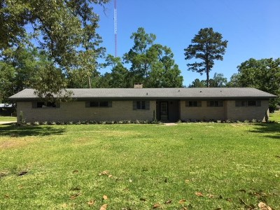Vidor Single Family Home Contingent On A Sale: 685 Maplewood