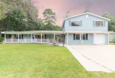 Vidor Single Family Home For Sale: 220 Carla St