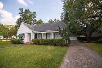 Port Arthur Single Family Home For Sale: 3901 Forest Dr