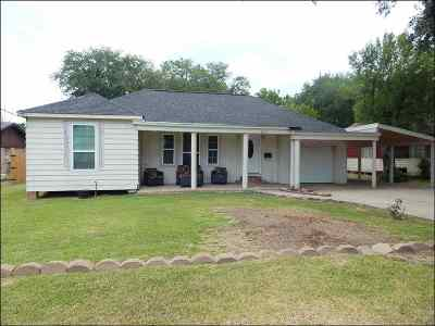Port Arthur Single Family Home For Sale: 2931 32nd Street