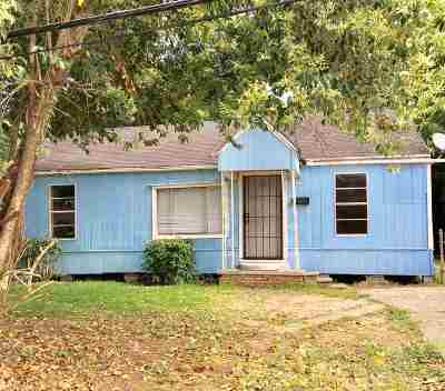 Beaumont Single Family Home For Sale: 2740 Terrell