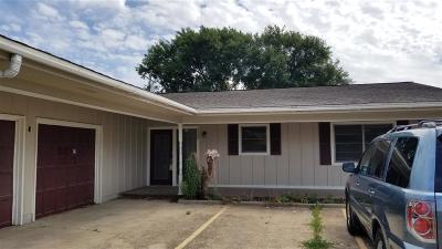 Port Arthur Single Family Home For Sale: 2900 Delta Dr