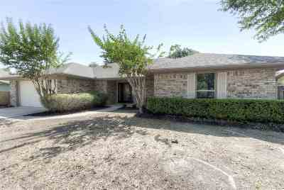 Beaumont Single Family Home Pending Take Backups: 6830 Tallow