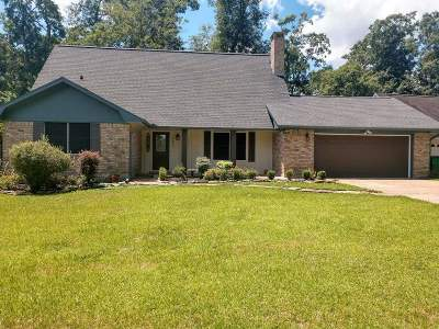 Lumberton Single Family Home Contingent On A Sale: 155 Beech Drive