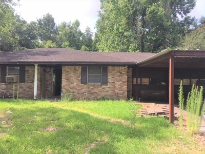 Vidor Single Family Home Pending Take Backups: 140 E Tram