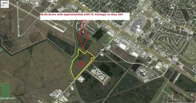 Port Arthur TX Residential Lots & Land For Sale: $1,900,000