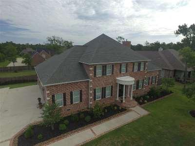 Lumberton Single Family Home For Sale: 6915 Evangeline Drive