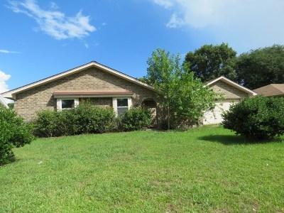 Nederland Single Family Home For Sale: 1712 Avenue J