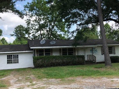 Beaumont Single Family Home For Sale: 13580 Fm 105