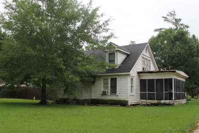 Lumberton Single Family Home For Sale: 275 Thomas Road