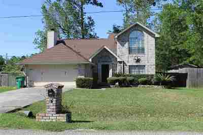 Lumberton Single Family Home Pending Take Backups: 126 Greenleaf Drive