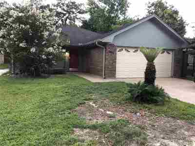 Beaumont Single Family Home For Sale: 6670 Forest Trail