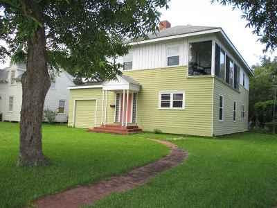 Port Arthur Single Family Home For Sale: 120 Schuh Pl.