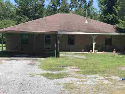 Lumberton Single Family Home For Sale: 6218 Johnson Lane