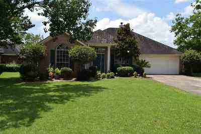 Beaumont Single Family Home For Sale: 8055 Palmetto Dunes Cr.