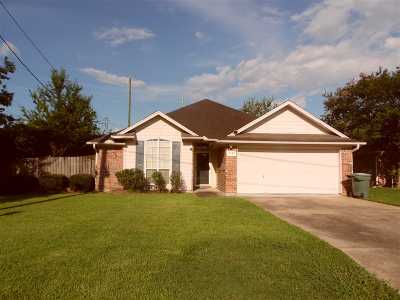 Beaumont Single Family Home For Sale: 5780 Emily Ln