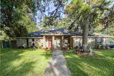 Port Arthur Single Family Home For Sale: 4007 Stoney Brook Ln.