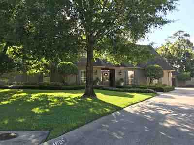 Beaumont Single Family Home For Sale: 4805 Ashland Ln