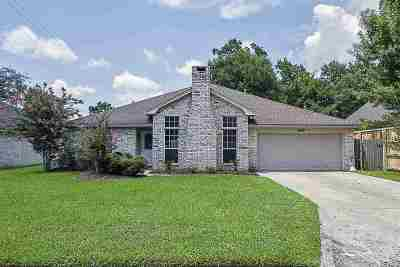 Beaumont Single Family Home For Sale: 4520 Reagan
