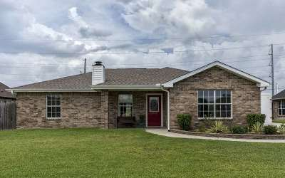 Port Arthur Single Family Home For Sale: 2736 Oxford Drive