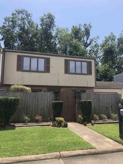 Beaumont Condo/Townhouse For Sale: 5875 Fairmeadow