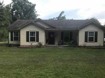 Kountze Single Family Home For Sale: 710 Vaughn Street
