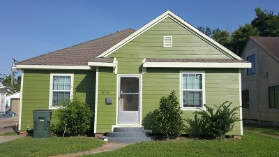 Port Arthur Single Family Home For Sale: 4016 3rd St