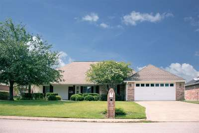 Lumberton Single Family Home For Sale: 7670 Rosewood Drive