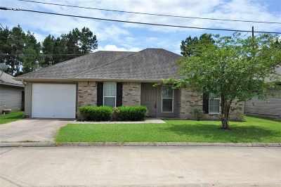 Lumberton Single Family Home For Sale: 5720 Springfield Cir S