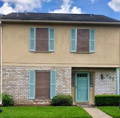 Beaumont Condo/Townhouse For Sale: 429 Yorktown Lane
