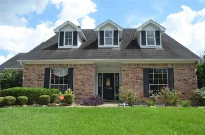 Beaumont Single Family Home For Sale: 4825 Ashland Lane