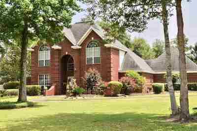 Lumberton Single Family Home For Sale: 987 W Walton Rd