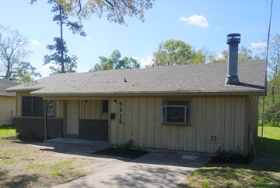 Beaumont Single Family Home For Sale: 7315 Scotts Drive