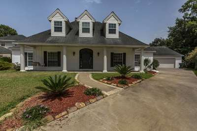 Beaumont Single Family Home For Sale: 2020 Savannah Trace
