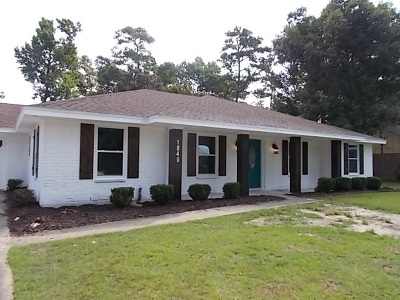 Vidor Single Family Home For Sale: 1840 Waterford Way